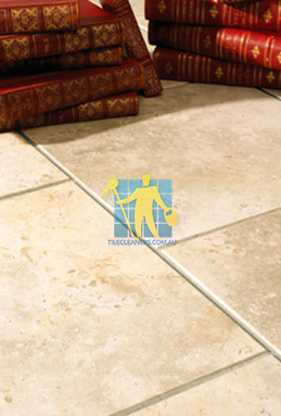limestone tiles brushed jerusalem grey gold sample Sydney cleaning