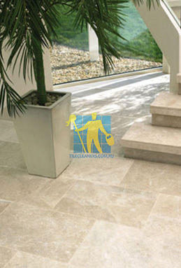 limestone tiles honed santa anna Sydney cleaning
