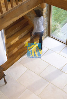 limestone tiles indoor tuscany Sydney cleaning